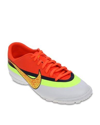 Nike Mercurial Victory IV CR TF Football Boots Orange  dbc02104a2e9