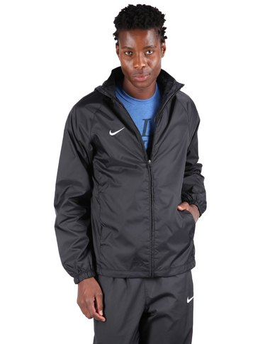 Nike Found 12 Rain Jacket Black  d310d7e66256