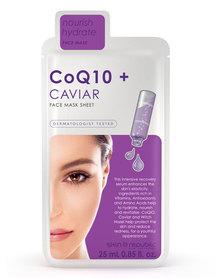 Skin Republic Caviar + CoQ10 Face Mask
