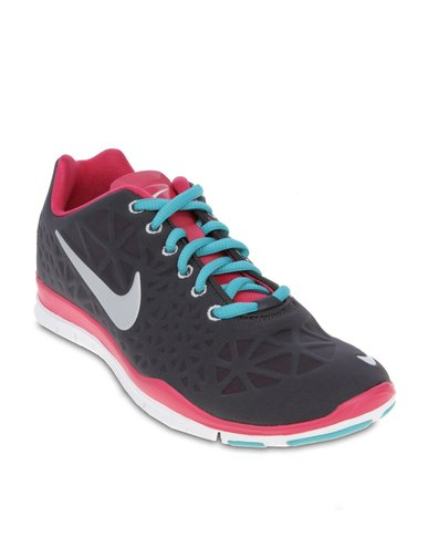 68733ba073815 Nike Free TR Fit 3 Trainers Grey
