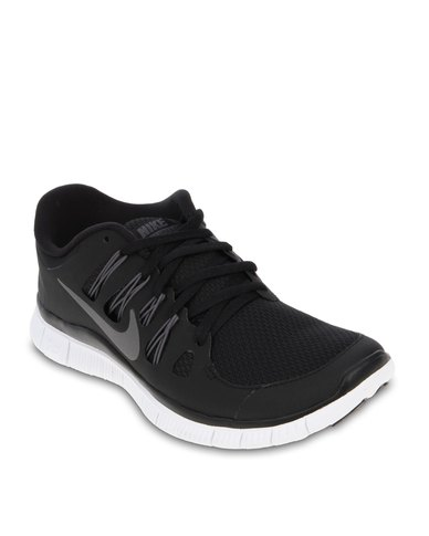 063b8e41a7e Nike Free 5.0+ Running Shoes Black