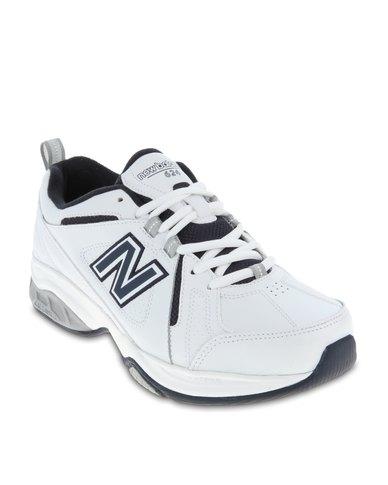 6308d03324253 New Balance 624 Trainers White | Zando