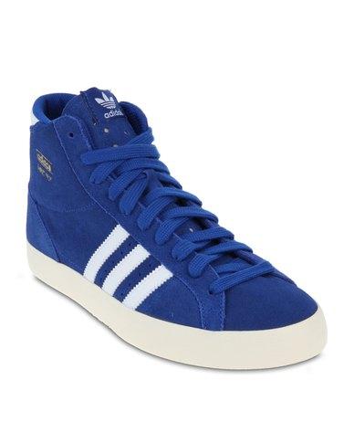 promo code 69204 8f09e adidas Basket Profi The Soloist Shoes Royal Blue   Zando