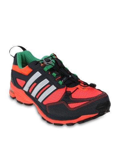 97d43e36bdc93 adidas Supernova Riot 5 Trail Runners Multi