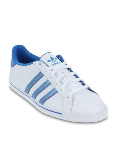 check out 351b7 9c0ee adidas Court Star Slim Sneakers White   Zando