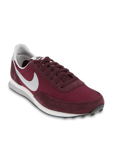 new arrival bbbe5 ab8c0 Nike Elite Sneakers Burgundy   Zando