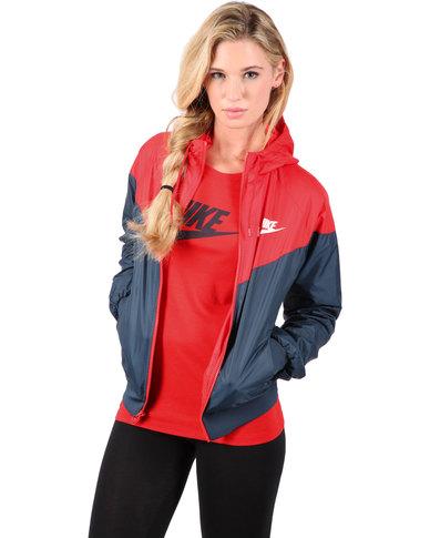22837cbd217a Nike Windrunner Jacket Navy
