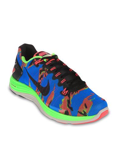 best sneakers 165e3 4d716 Nike Lunarglide 5 Sneakers Blue  Zando