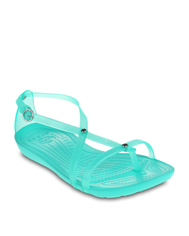 Turquoise Crocs Crocs Sexi Really Sandals w80OPkXn