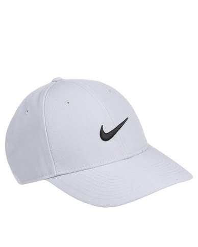 Nike Swoosh Legacy 91 Cap Light Grey  8402a1b9ebf