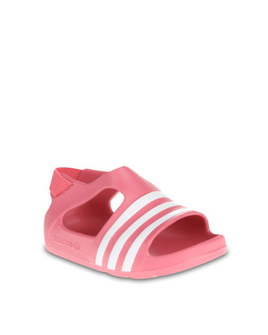 502d3aa25 adidas Adilette Play Sandals Pink