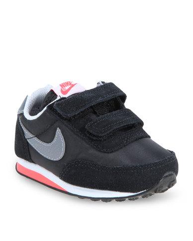 Nike Elite Velcro Sneakers Black  6df2cc9991f2