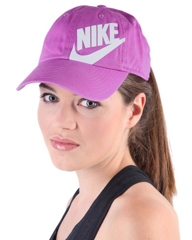 Nike Futura Heritage 86 Cap Pink  1528ba6e809