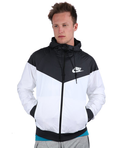 6ad16f448cd294 Nike Windrunner Jacket White