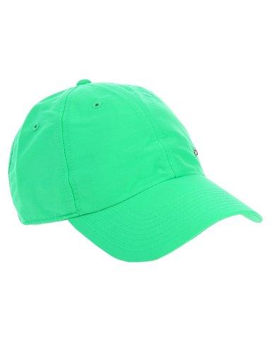 5b7dbfa66ac17 Nike Metal Swoosh Cap Light Green