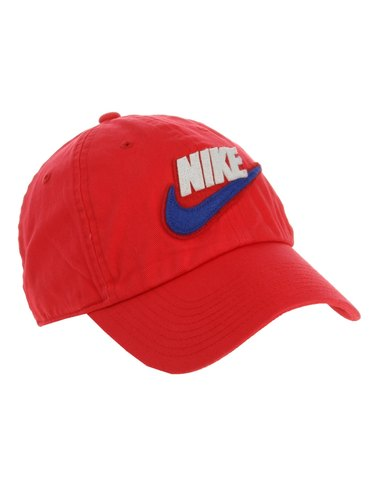 b905e2f8b Nike Heritage 86 Washed Cap Red