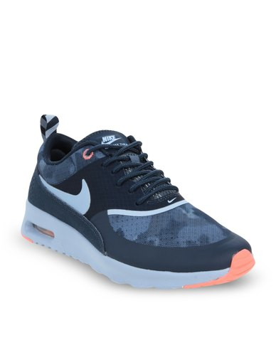 644c6fa05ad Nike Air Max Thea Sneakers Blue