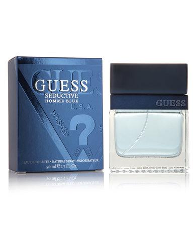 Guess Seductive Homme Blue EDT 50ml   Zando f41ac50e9a0