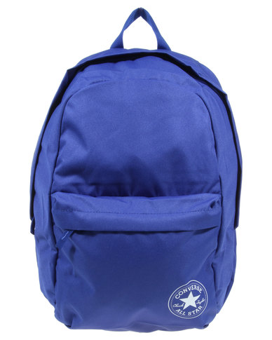 874408238ae3 Converse Chuck Taylor All Star Backpack Blue