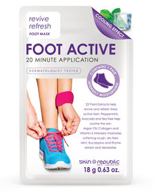 Skin Republic Foot Active