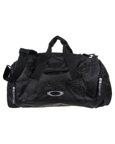 Oakley Small Carry Duffel Bag Black Zando