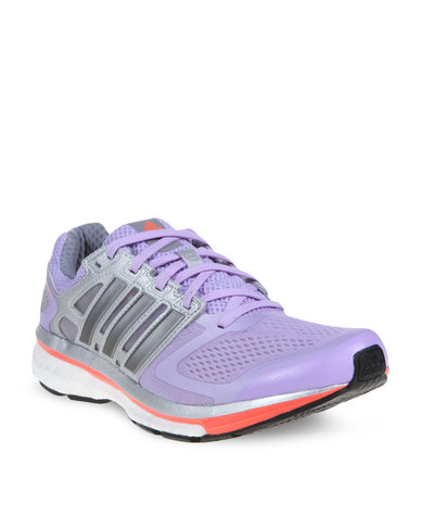 dc96991baf6c9 adidas Supernova Glide 6 Women s Running Shoes Purple