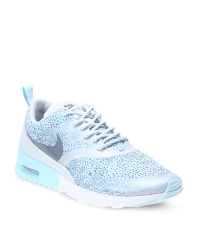 best loved f4bf6 83677 Nike Air Max Thea Print Sneakers Blue   Zando