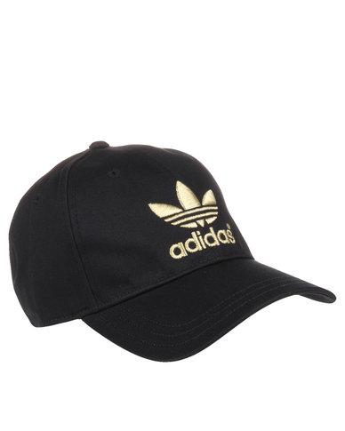 e66476cd899 adidas AC Classic Cap Black