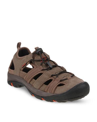 28f058ef6191 Hi-Tec Reef Outdoor Shoes Brown