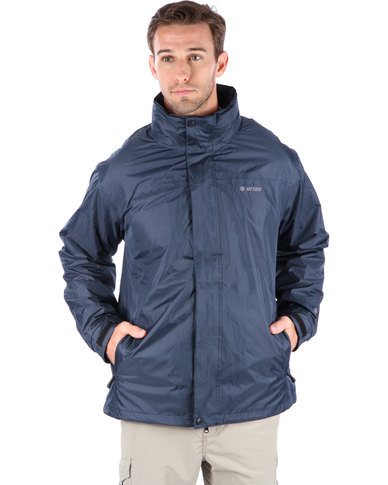 good reputation Sales promotion exceptional range of colors Hi-Tec Lallyn Jacket Navy Blue