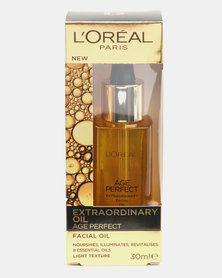 Loreal Age Perfect Extraordinary Face Oil