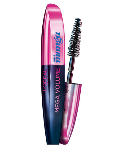 398037ef335 DISC Loreal Mega Volume Miss Manga Mascara Electric Blue | Zando