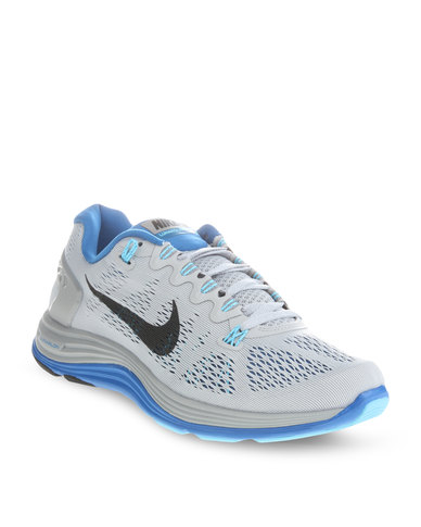 b968a9e129ab Nike Performance Lunarglide +5 Running Shoes Grey