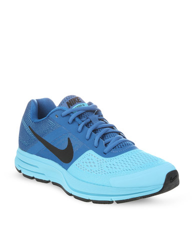 1b9a55ba125d Nike Performance Air Pegasus +30 Running Shoes Blue