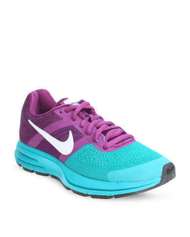Nike Performance Air Pegasus +30 Running Shoes Purple  e494b0ffd12b