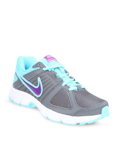 3d105056b2253 Nike Performance Downshifter 5 Running Shoes Grey