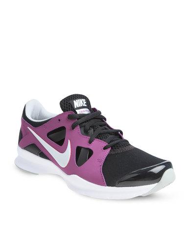 2b4ad79a6 Nike Performance In-Season TR 3 Running Shoes Black