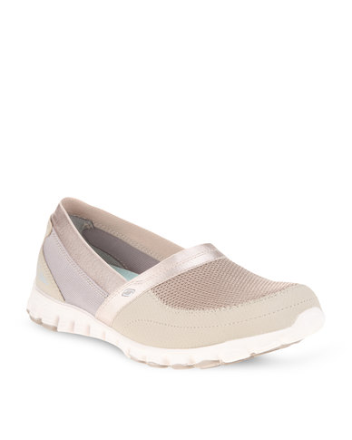 7f32488d303f Skechers Ez Flex - Take it Easy Shoes Taupe