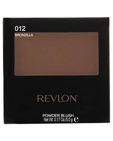 Revlon Powder Blush Bronzilla