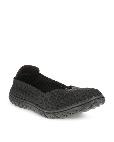 Rock Spring Casual Shoes Black