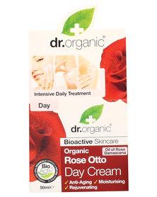 Dr. Organic Rose Otto Day Cream 50ml