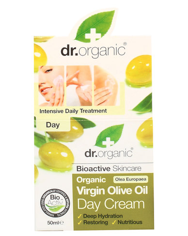 Dr. Organic Virgin Olive Oil Day Cream 50ml