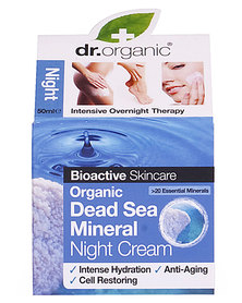 Dr. Organic Dead Sea Mineral Night Cream 50ml
