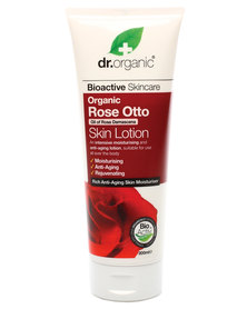 Dr. Organic Rose Otto Skin Lotion 200ml