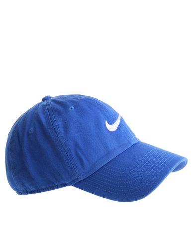 Nike Heritage 86 Swoosh Cap Blue  41fa2c0dad2