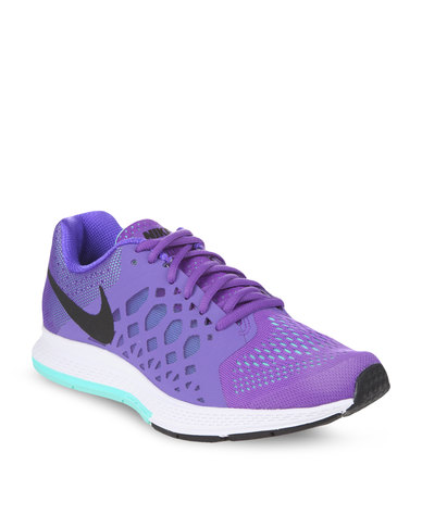 Nike Performance Women s Zoom Pegasus 31 Running Shoes Purple  6338749bb5