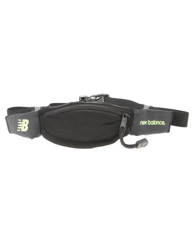 5d878a7572 New Balance Performance Small Items Waist Bag Black | Zando