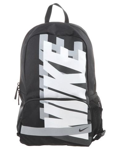 7406e6a890 Nike Classic Turf Backpack Black