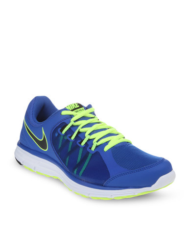 online store d3cd3 a2a0c Nike Performance Lunar Forever 3 MSL Running Shoes Blue   Zando