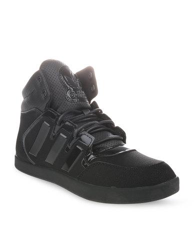the best attitude 85019 6c54e adidas Dropstep Sneakers Black  Zando